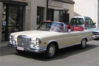 Mercedes Benz 280 SE 3.5 1971