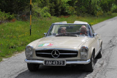 Mercedes Benz 280SL 1969