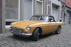 MG-B 1977