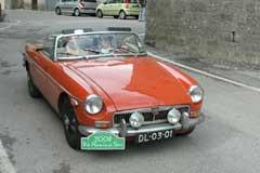 MG B Roadster 1970