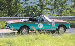 Peugeot 504 cabrio 1972