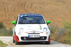 Fiat 500 Abarth Convertibile 2013