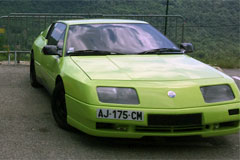 Renault Alpine 1977