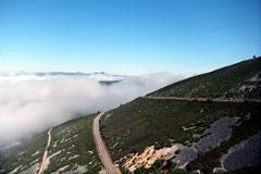 road-in-cloud
