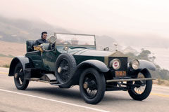Rolls Royce Silver Ghost 1921
