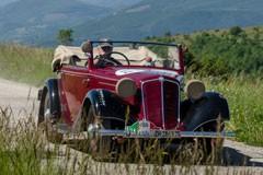 Tatra 75 Sodomka, Cabriolet 1934