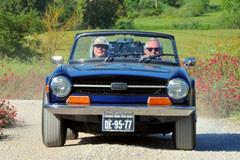 Triumph TR-6 1971