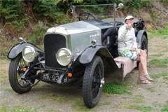 Vauxhall 30/98 1922